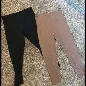 *Forever 21* Bundle Plus Size Leggings